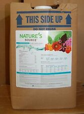 Plant Food Nature's Source - 10-4-3 Liquid Fertilizer Daniels - 4.7 Gallons