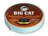 CORMORAN BIG CAT 8-BRAID, marrone, Linea leader Micro Coramid® siluro