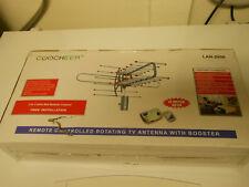 !!!!! COOCHEER LAN-2950 UHF/VHF/TV HDTV ANTENNA BOOSTER ROTATING 360 !!!!