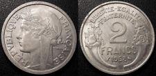 France - Vème République - 2 francs Morlon aluminium 1958 SUP - F.269/18