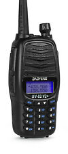 Baofeng UV-82 V2+ TRI-POWER (7 Watt) Two Way Dual-Band HAM Radio UHF/VHF FM Freq