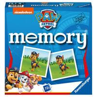Ravensburger Lustige Kinderspiele Paw Patrol memory Merkspiel Kartenspiel Spiel