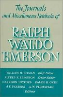 Journals and Miscellaneous Notebooks of Ralph Waldo Emerson, 1847-1848