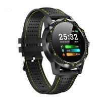 Smartwatch Sky Blutdruck Sauerstoff Messer Fitness Uhr Sport Tracker Android iOS