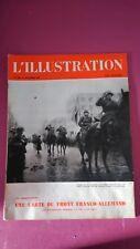 L'ILLUSTRATION 1940 N°5045 - CAVALERIE LITUANIENNE A WILNO