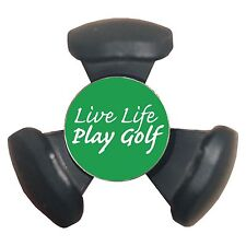Golf Claw (pick-up tool) w/ Live Life, Play Golf Ball Marker