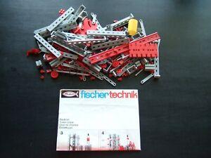 Vintage Collectible Fischertechnik Baukran set | STEM toy