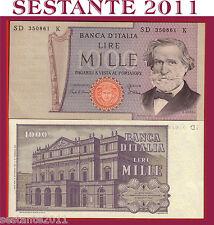 ITALY  ITALIA  1000 1.000 LIRE VERDI 2° TIPO 6.9. 1980,   P. 101g ,   FDS / UNC