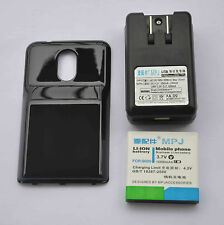 MPJ Extended Battery +charger for sprint Samsung Galaxy S II Epic 4G Touch D710