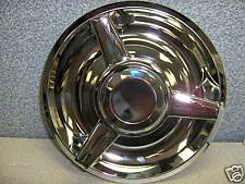 GM Chevy Rally Wheel Flat Cap Straight Spinner Centers