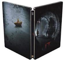EU Import New & Sealed IT Steelbook Blu-ray