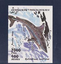 Madagascar  bloc  faune marine  poisson  requin  1993