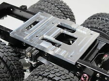 Aluminum 5th wheel coupling Mounting Plate Tamiya 1/14 King Grand Hauler Aeromax