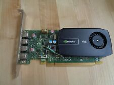 NVIDIA NVS 510 VCNVS510ATX-T QUAD 2GB VIDEO CARD & 4 X NINI DISPLAY PORT CABLES