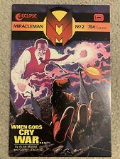 Miracleman Issue# 2 3 4 6 (vol. 1 1985) Alan Moore - Garry Leach