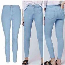 NK Jeans - Light Blue High Waist Stretchable