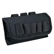 NcSTAR Vism CV12SHCB BLACK Tactical MOLLE Shotgun Shell 17 Round Pouch Case