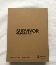 NEW GRIFFIN SURVIVOR HARNESS FOR IPAD 3RD GENERATION &IPAD 2 P/N XB35646