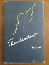 Thunderstorm by Tsao Yu (1978, Hardcover)