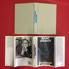 Isaac ASIMOV - DESTINAZIONE CERVELLO Altri mondi Mondadori (1° Ed 1988) Viaggio