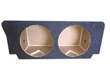 "Zenclosures 2-15"" Subwoofer Sub Box for the 2005-2010 DODGE CHARGER - Dual 15"""