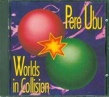 Pere Ubu - Worlds In Collision Cd Perfetto Sconto € 5 su Spesa € 50 Spedito 48H