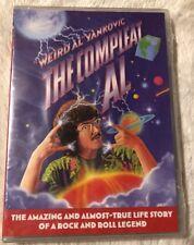 "Brand New: ""WEIRD AL"" YANKOVIC: The Compleat Al DVD"