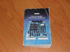 DEC Microcomputer Interfaces Handbook 1981