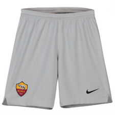 AS Roma 2018-19 away shorts by Nike - adult L