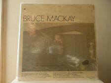 """BRUCE MACKAY - ORO RECORDS-1 - """"SEALED"""""""