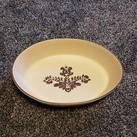 "Pfaltzgraff Village 10"" Oval Baker Casserole Dish #241"