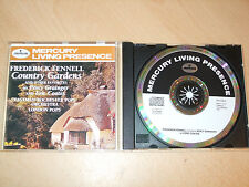 Frederick Fennell Conducts Percy Grainger & Eric Coates (CD) Mint - Fast Postage