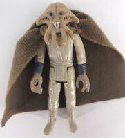 Vintage 1983 Kenner Star Wars Figures Complete Rare ROTJ Squid Head Toy Movie