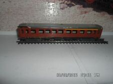 Tin OO Scale Model Train Carriages