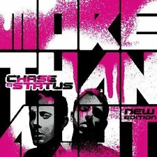Chase & Status More Than Alot Edition 16 Track CD Album From 2010 (mint)