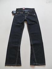 Levi's® 907 Bootcut Jeans Hose, W 27 /L 32, Schwarz, NEU ! Rockabilly Denim ! XS