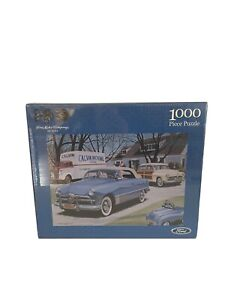 Ford Motor Company 1000 Piece Puzzle