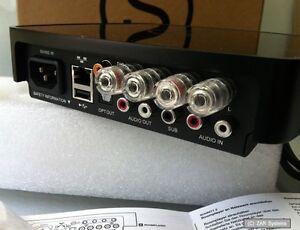 Simple Audio Roomplayer+, mit Verstärker, SH-90R0005 Media Player, BITTE LESEN