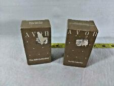Vtg Avon Car Thermometer / Change Caddy & Lock De-Icer in Box ~ Winter Gift