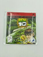 Ben 10: Protector of Earth Sony PSP PlayStation Portable Promo UMD RARE