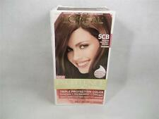 Loreal Excellence Creme 5CB Medium Chestnut Brown Warmer Hair Color Dye