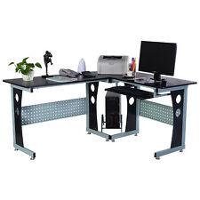 Eckschreibtisch für 2 personen  Computertische für Wohnung | eBay
