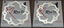KTM front & rear brake disc pair SX EXC 125 150 200 250 300 350 450 SXF XC F TPi