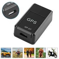 GF-07 Magnético Mini GPS Rastreador localizador de alarma tiempo real GSM/GPRS