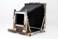 [Very Good]Tachihara 4x5 45 Wood Large format Field Camera From Japan 802021
