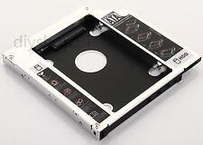 for ASUS N51 N56 N70 N75 N76 N76V N80 N90 2nd HDD SSD Hard Drive Caddy SATA Bay