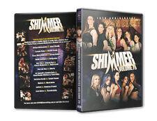 Official Shimmer Women Athletes Volume 79 Female Wrestling Event DVD