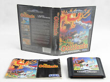 The Ottifants Sega Mega Drive Complete PAL