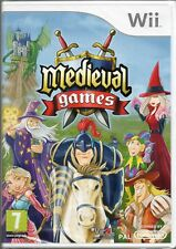 MEDIEVAL GAMES WII GAME ~NEW / SEALED