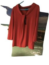 Lovely red blouse M, by JONES NEW YORK ( JNY )
